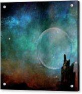 Planetary Soul Chava Acrylic Print