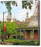 Plant Hall University Of Tampa Acrylic Print