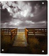 Platform To The Sky Acrylic Print