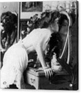 Platonic Kiss 1901 Acrylic Print