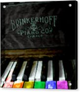 Play Me A Song Acrylic Print