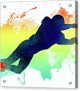 Player Acrylic Print