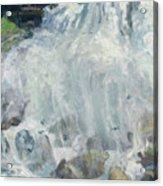Playing In The Mist - Niagara Falls Acrylic Print