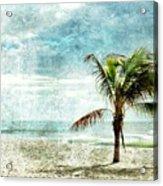 Pleasant Blue - Jersey Shore Acrylic Print