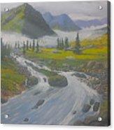Pleasant Valley Acrylic Print