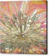 Pleiadian Universe Acrylic Print