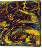 Plight Of The Lightning Bug Acrylic Print