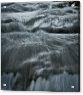 Plitvice Cascades #2 Acrylic Print