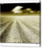 Ploughed 1 Acrylic Print