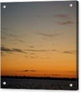 Plum Island Sunset Acrylic Print