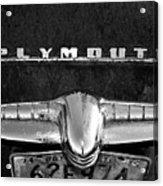 Plymouth 2 Acrylic Print