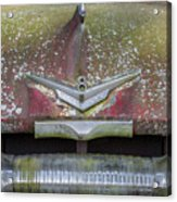 Plymouth V8 Acrylic Print