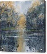 Pm River 2 Acrylic Print