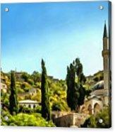 Pocitelj Bosnia Acrylic Print