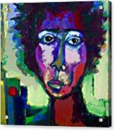 Poet Acrylic Print