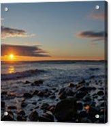 Point Allerton Sunrise - Nantasket Island Acrylic Print