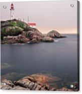 Point Atkinson Lighthouse Acrylic Print