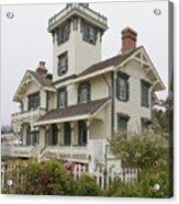 Point Fermin Lighthouse Acrylic Print