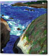 Point Lobos Acrylic Print