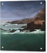 Point Lobos Monterey Acrylic Print