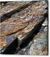 Point Lobos Rock 1 Acrylic Print