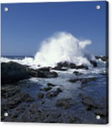 Point Lobos Seascape 2 Acrylic Print by Stan and Anne Foster