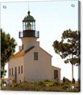 Point Loma Lighthouse Acrylic Print