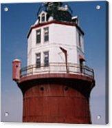 Point No Point Lighthouse Chesapeake Bay Maryland Acrylic Print