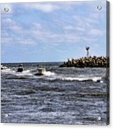 Point Pleasant New Jersey Acrylic Print