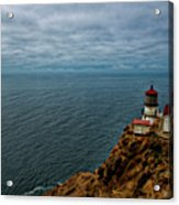 Point Reyes Lighthouse Acrylic Print