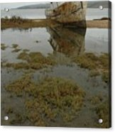 Point Reyes Reflection Acrylic Print