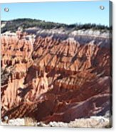 Point Supreme - Cedar Breaks Acrylic Print