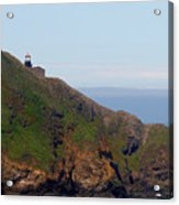 Point Sur Lighthouse Ca  Acrylic Print