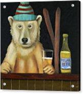 Polar Beer Acrylic Print