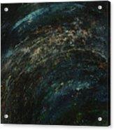 Pollution Galaxy Acrylic Print