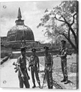 Polonnaruwa  Acrylic Print