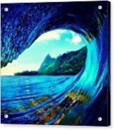 Polu Ka Wai Acrylic Print