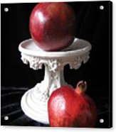 Pomegranate Deux Acrylic Print