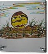 Pomme De Terre-potato-  Acrylic Print
