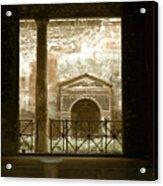 Pompei View 2 Acrylic Print