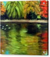 Pond 2 Acrylic Print
