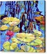 Pond 2 Pond Series Acrylic Print