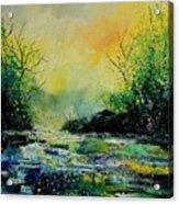 Pond 459060 Acrylic Print