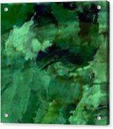Pond Life Abstract Acrylic Print