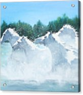 Splash 2 Acrylic Print