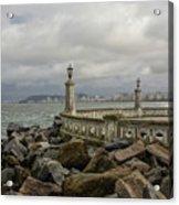 Ponta Da Praia Acrylic Print