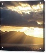 Ponta Do Rosto Acrylic Print