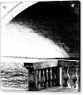 Ponte Rialto Acrylic Print