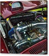 Pontiac Firebird 295 Acrylic Print