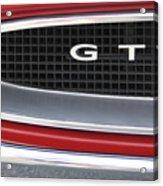 Pontiac Gto  Acrylic Print